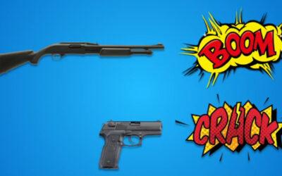 Recognizing Gunfire